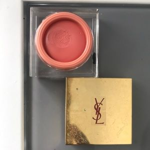Yves Saint Laurent Cream Blush